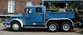 Tatra-Zugmaschine